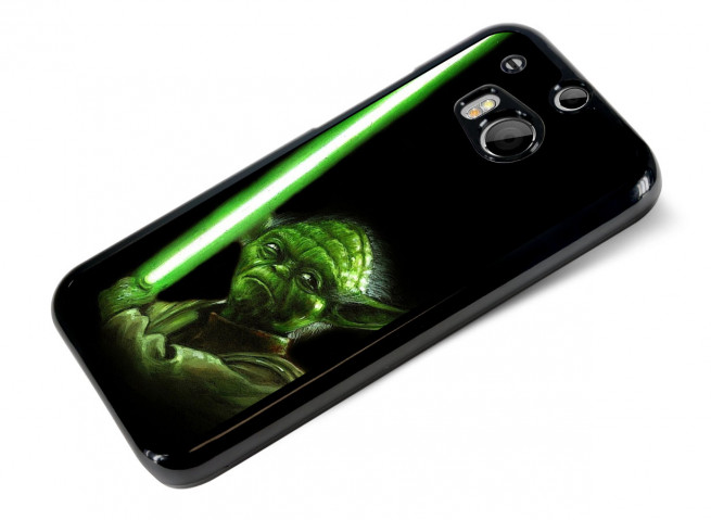 Coque HTC One M8 Yoda