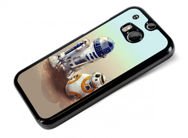 Coque HTC One M8 Robot