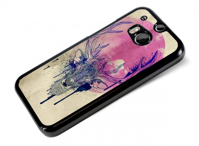 Coque HTC One M8 Deer Face