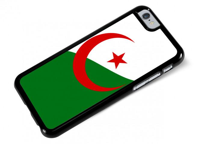 Coque iPhone 6/6S Drapeau Algérie