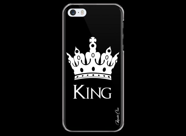 Coque iPhone 5C King