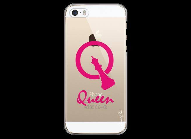 Coque iPhone 5C The Queen
