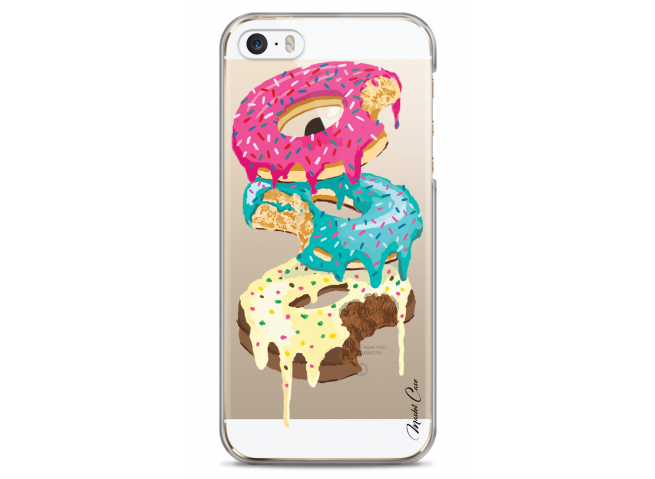 coque iphone 4 donuts