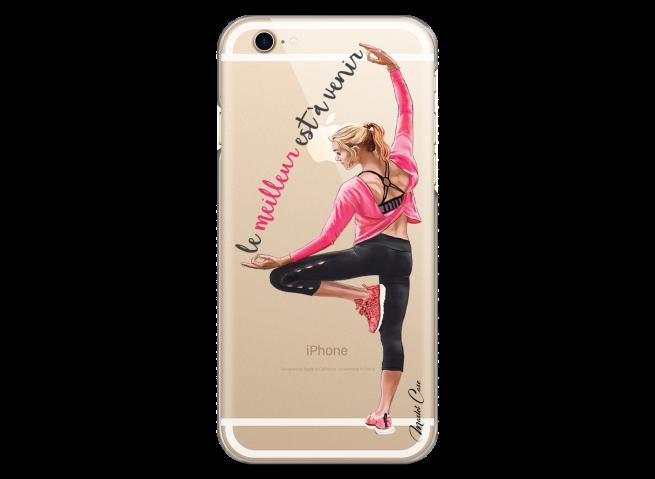 Coque iPhone 6Plus/6SPlus Le meilleur est à venir