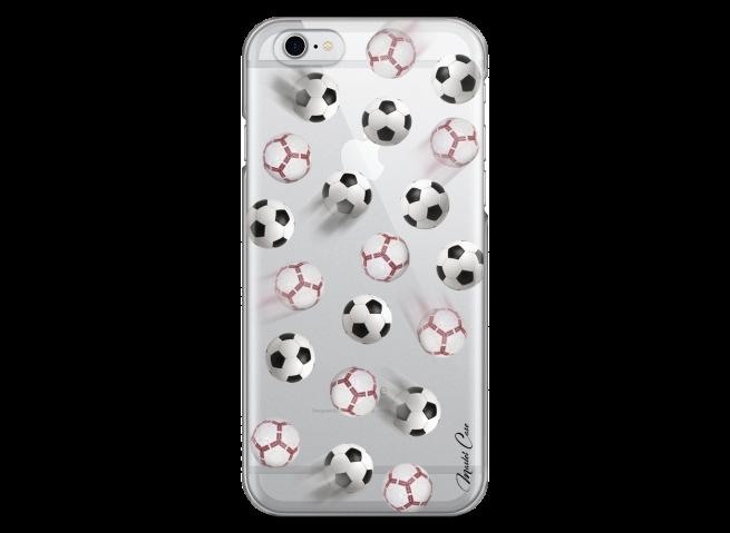 Coque iPhone 6Plus/6SPlus Passion pour le foot