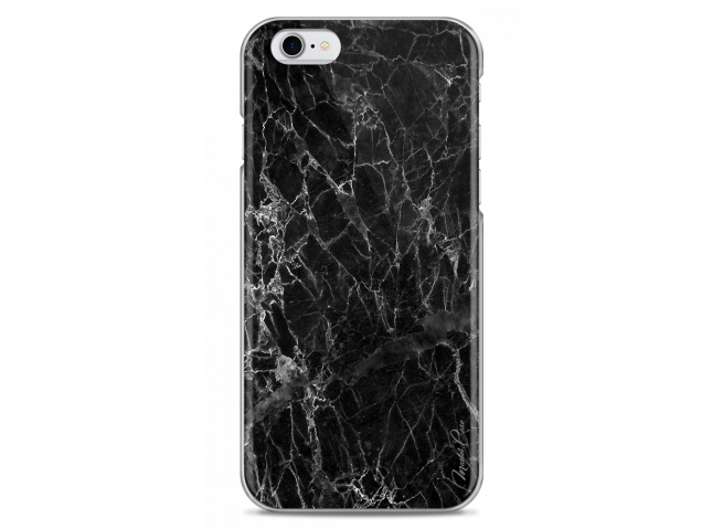 zz coque iphone 6 design master classic black marble 2