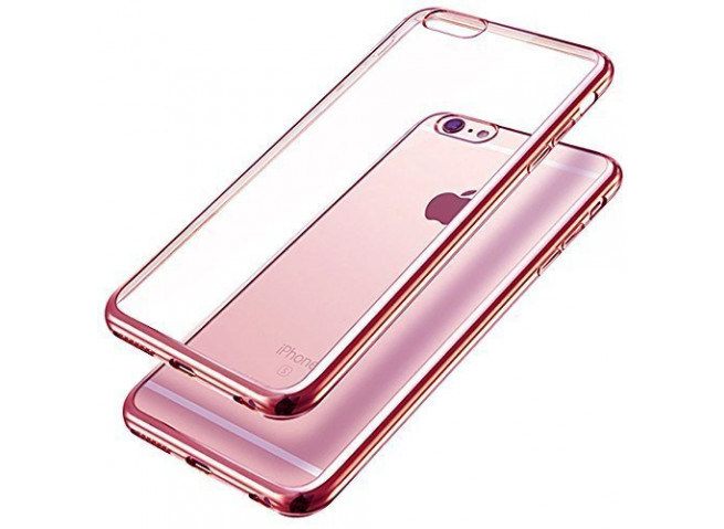 zz coque iphone 6 rose gold flex 2 1