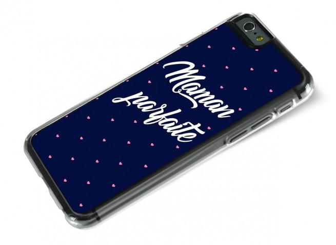 Coque iPhone 6/6S Maman Parfaite