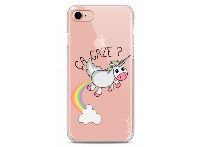 Coque iPhone 7Plus/8Plus Ça gaze