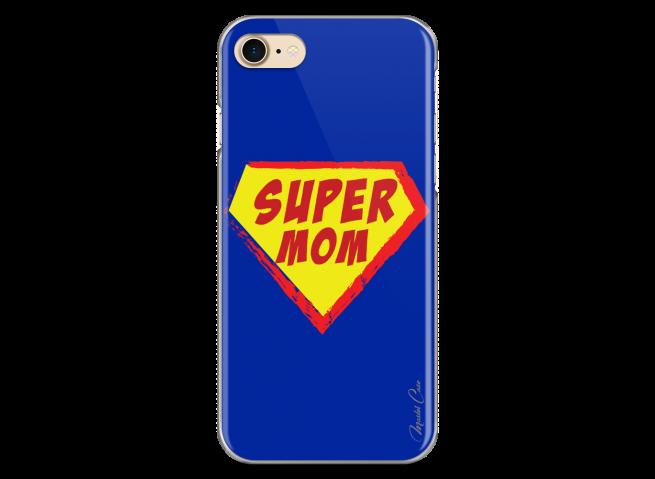Coque iPhone 7/8 Super Mom