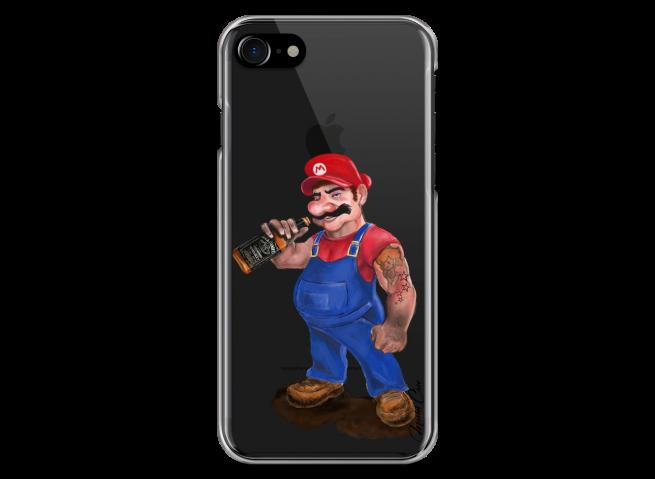 Coque iPhone 7 Plus/iPhone 8 Plus Mario