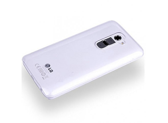 Coque LG G2 Clear Flex