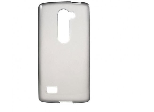 Coque LG G4C Silicone Opaque-Noir