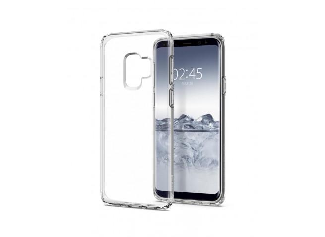 Coque Samsung Galaxy A8 2018 Clear Hybrid
