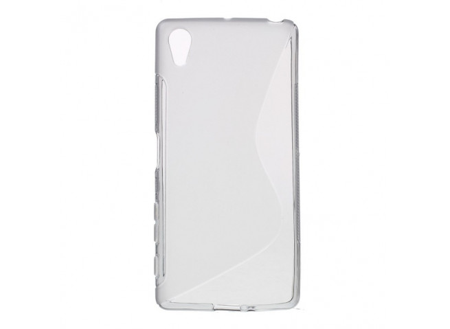 Coque Sony Xperia XA Ultra Silicone Grip-Translucide