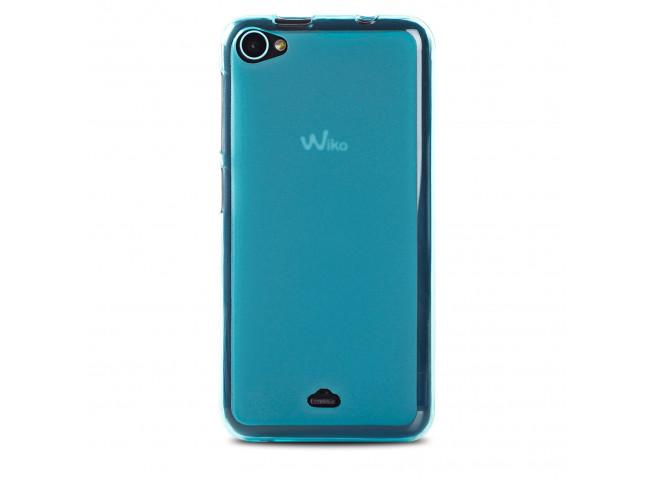Coque Wiko Jimmy Regular Flex-turquoise