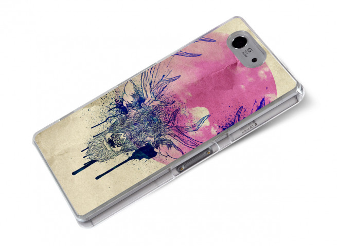 Coque Sony Xperia Z3 Compact Deer Face