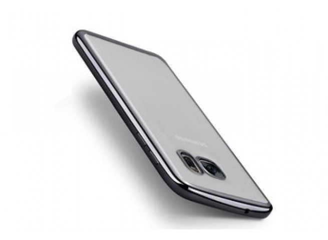 Coque Samsung Galaxy A8 2018 Black Flex