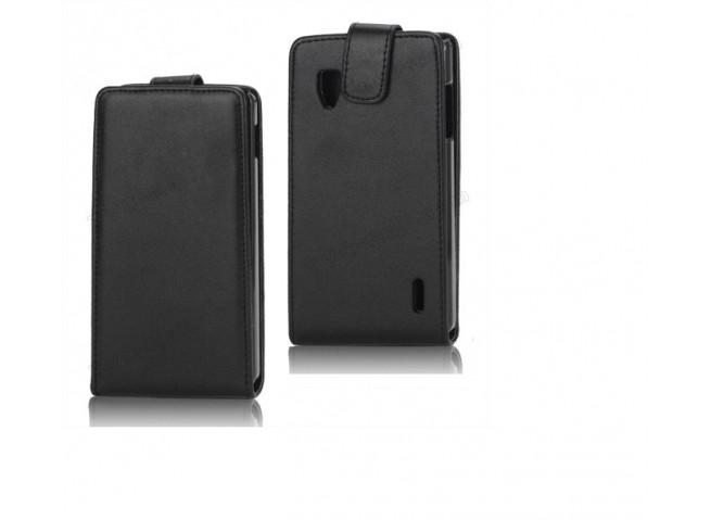 Etui LG Optimus G (E973) Flip Classic Leather