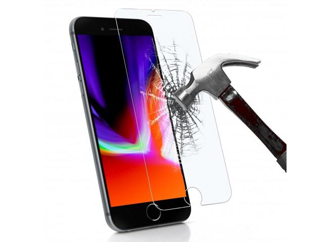Film Protecteur iPhone 8+/7+/6+/6+S en Verre trempé Premium