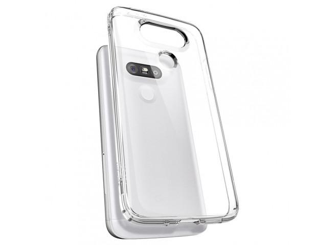Coque LG G5 Clear Flex