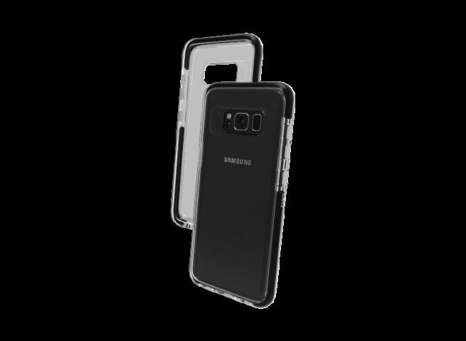 Coque Samsung Galaxy S10e GEAR4 D30 Piccadilly-Noir
