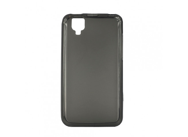 Coque Wiko Goa Regular Flex-Noir