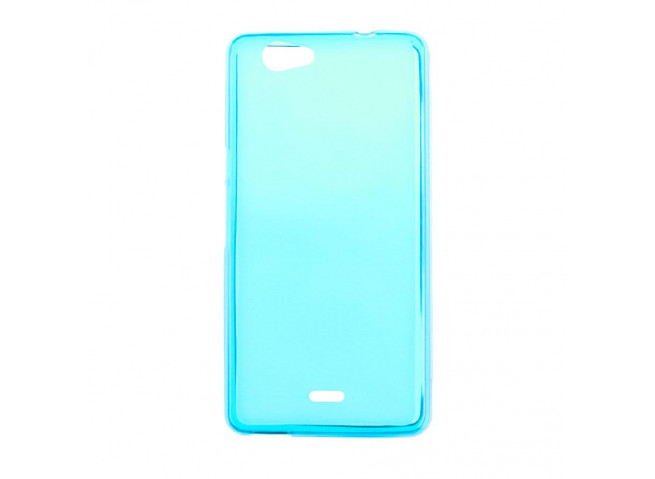 Coque Wiko Highway Signs Regular Flex-Turquoise