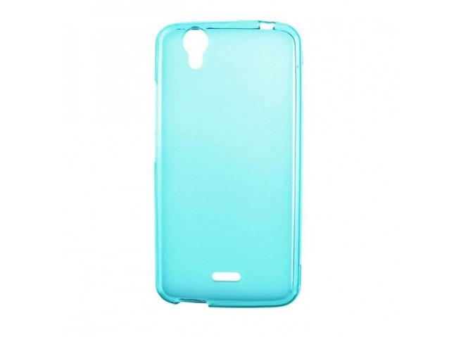 Coque Wiko Sunset Regular Flex-turquoise