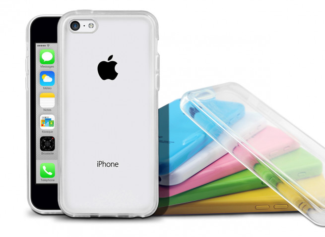 Coque iPhone 5C Regular Flex