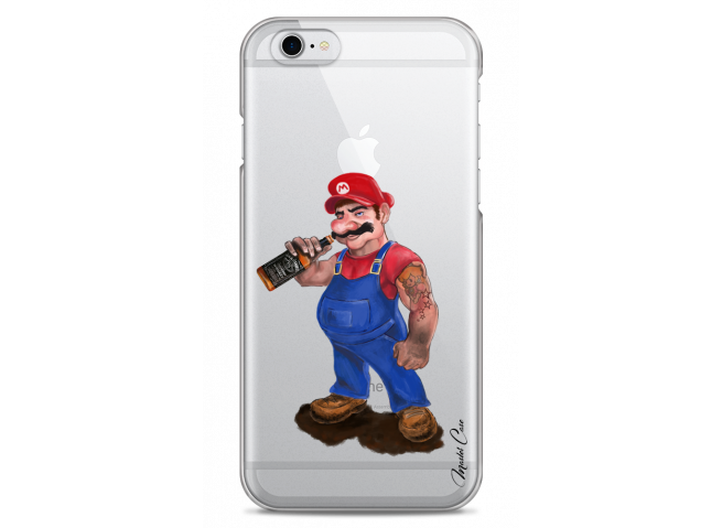 Coque iPhone 6 Plus/6S Plus Mario