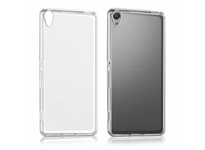 Coque Sony Xperia XA Ultra Clear Flex
