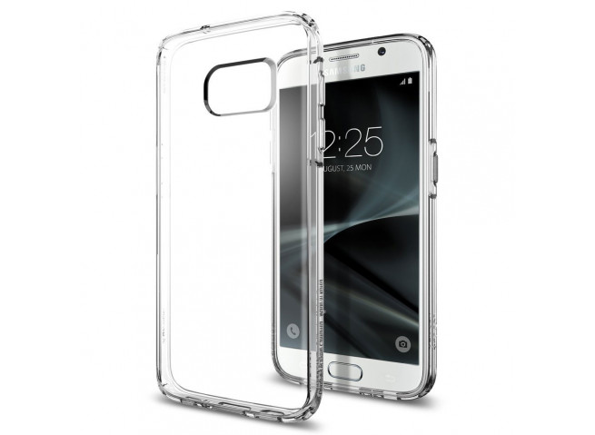 Coque Samsung Galaxy S7 Edge Clear Hybrid