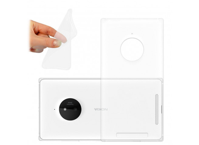 Coque Nokia Lumia 830 Clear Flex