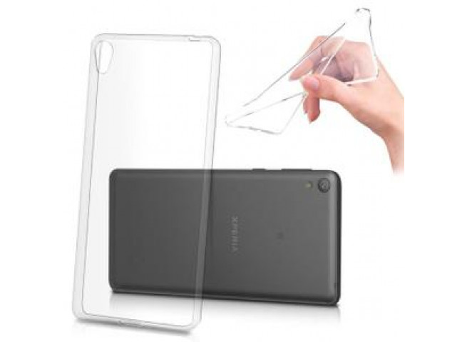 Coque Sony Xperia E5 Clear Flex