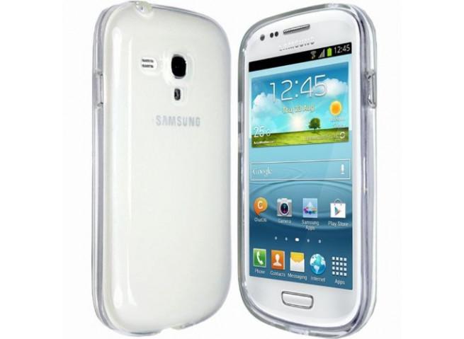 Coque Samsung Galaxy S3 Mini Clear Flex