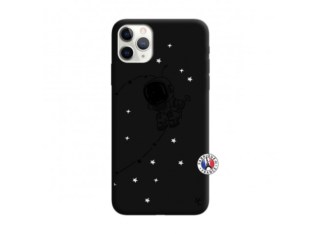 Coque iPhone 11 PRO MAX Astro Boy Silicone Noir