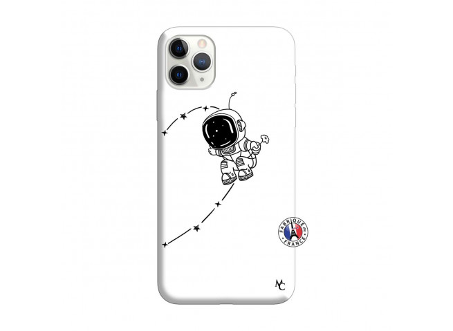 Coque iPhone 11 PRO Astro Boy Silicone Blanc