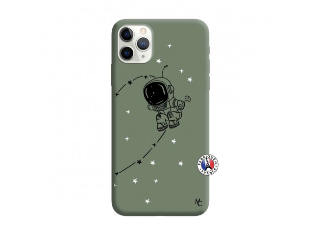 Coque iPhone 11 PRO Astro Boy Silicone Vert
