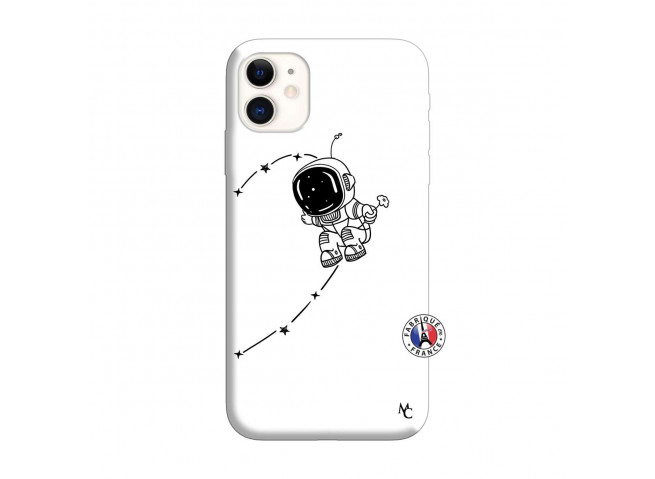 Coque iPhone 11 Astro Boy Silicone Blanc