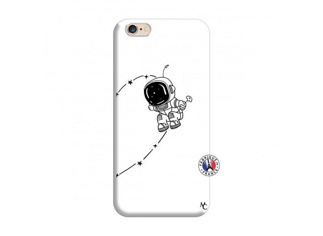 Coque iPhone 6/6S Astro Boy Silicone Blanc
