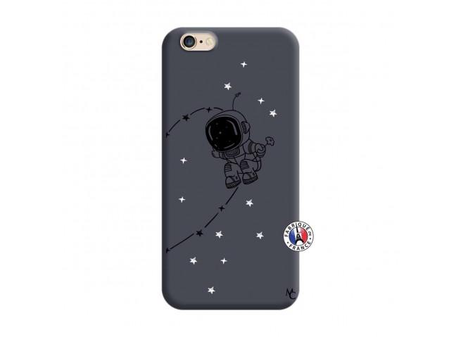 Coque iPhone 6/6S Astro Boy Silicone Navy