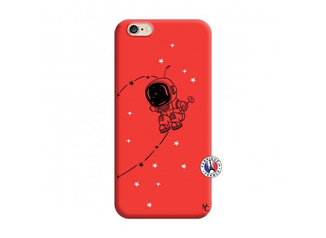Coque iPhone 6/6S Astro Boy Silicone Rouge