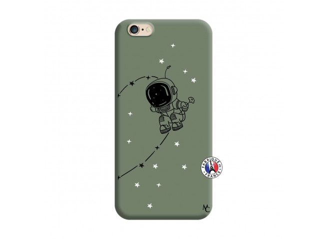 Coque iPhone 6/6S Astro Boy Silicone Vert