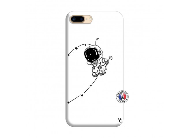 Coque iPhone 7 Plus/8 Plus Astro Boy Silicone Blanc