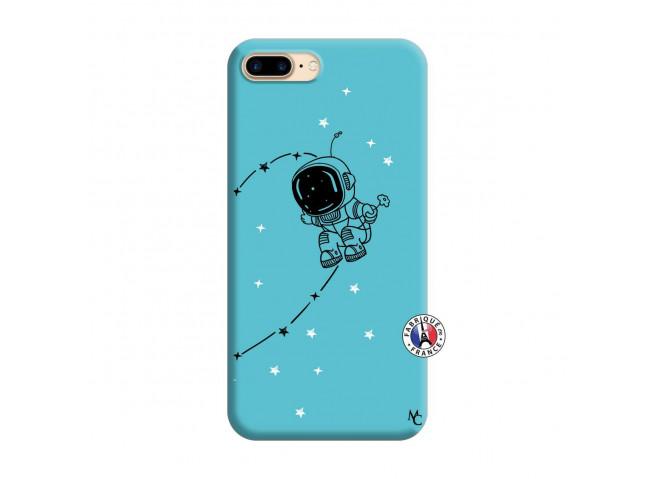 Coque iPhone 7 Plus/8 Plus Astro Boy Silicone Bleu