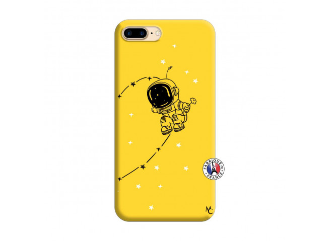 Coque iPhone 7 Plus/8 Plus Astro Boy Silicone Jaune