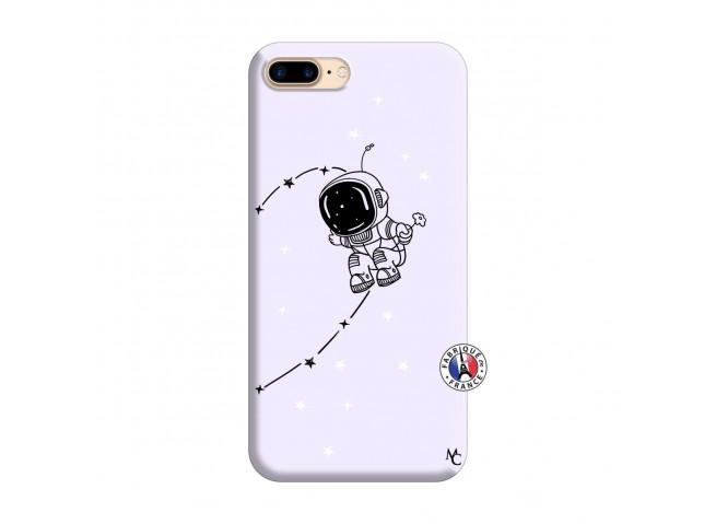 Coque iPhone 7 Plus/8 Plus Astro Boy Silicone Lilas