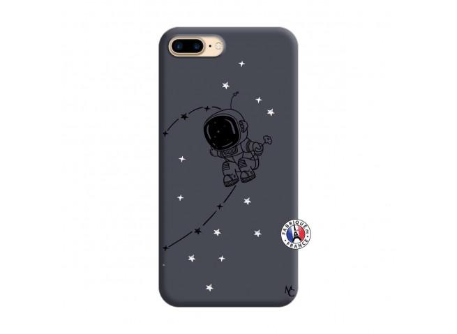 Coque iPhone 7 Plus/8 Plus Astro Boy Silicone Navy