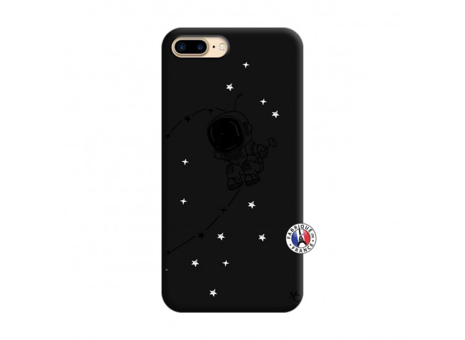 Coque iPhone 7 Plus/8 Plus Astro Boy Silicone Noir